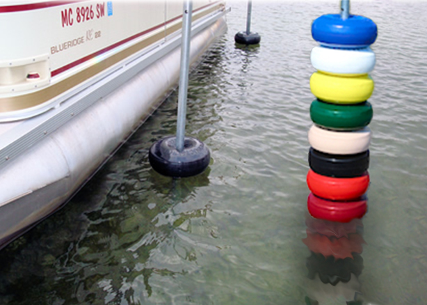 Bumper Wheel Dock Bumpers