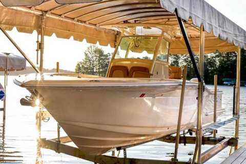 Keep Your Boat in Pristine Condition with a Boat Lift