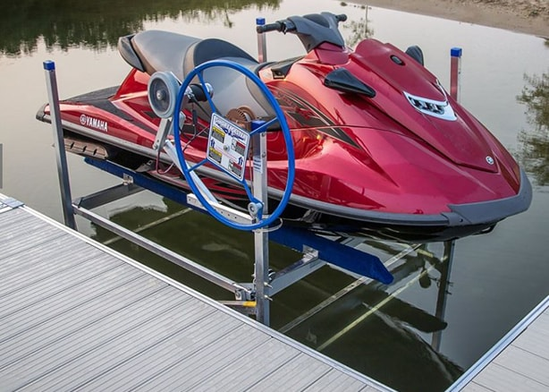 Shoremaster Cantilever Boat Lift