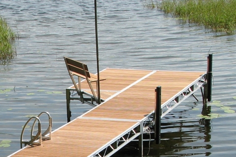 Quality Boat Docks Make Your Summer Complete
