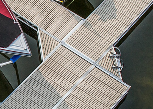 Vinyl Docks